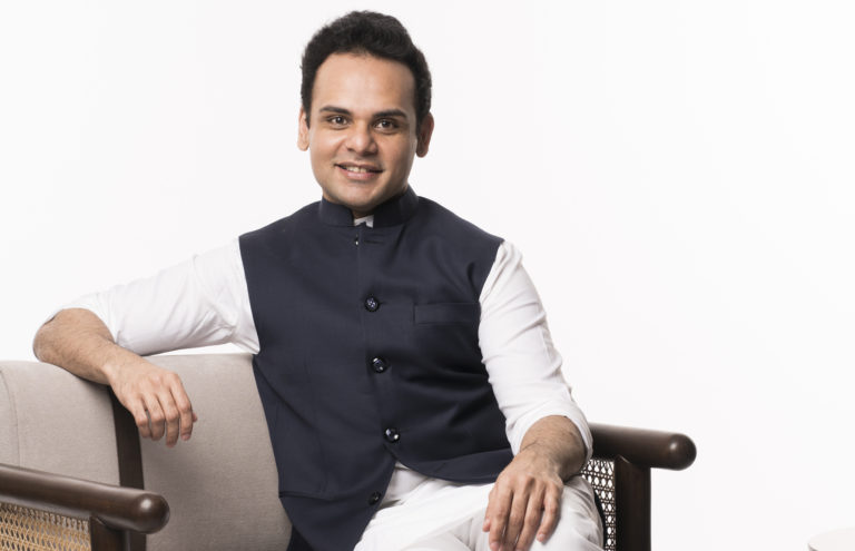 Ashiesh Shah, architect and designer