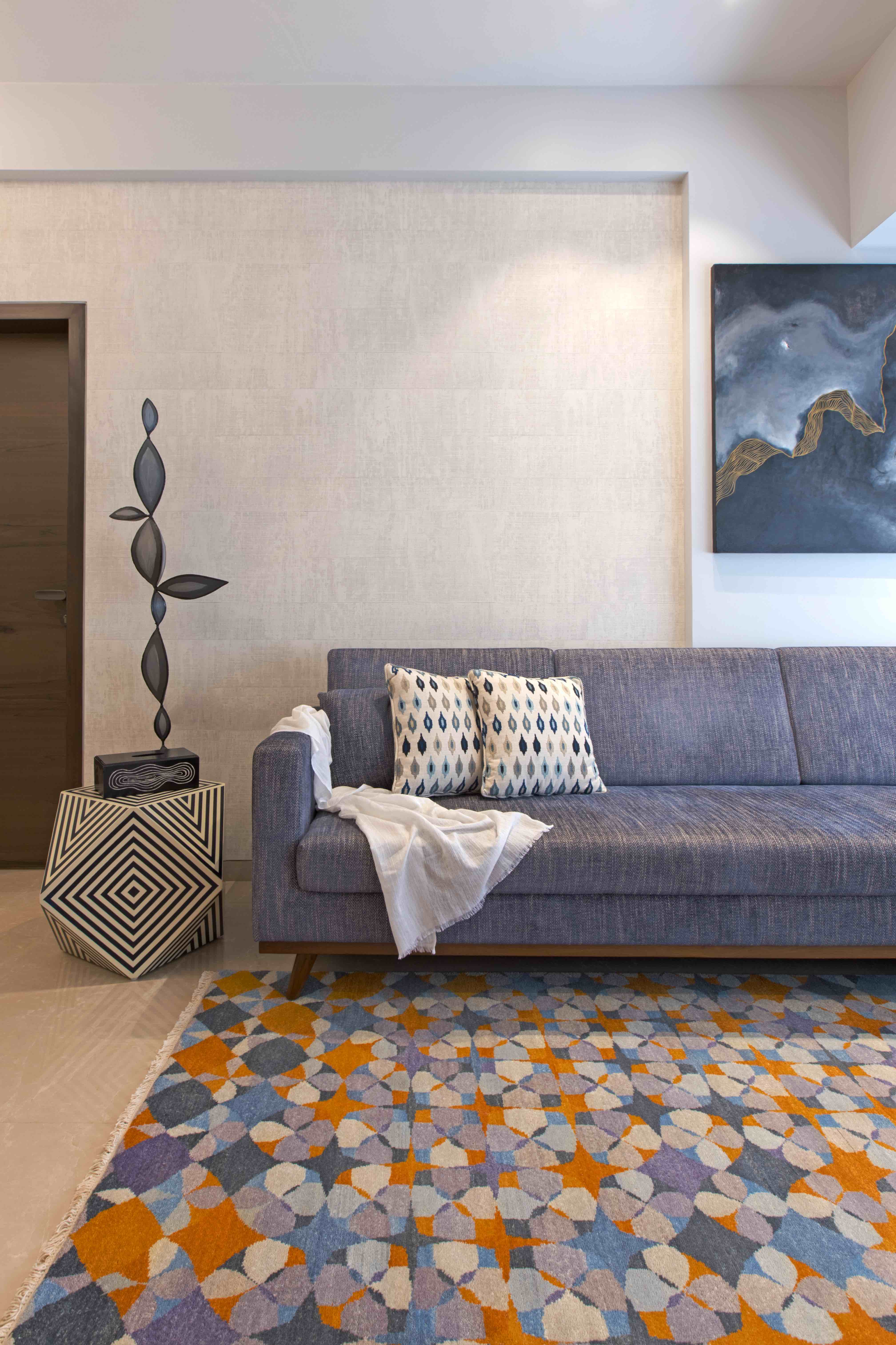 Bhandari Residence by Inscape Designers is an understated, tastefully curated apartment