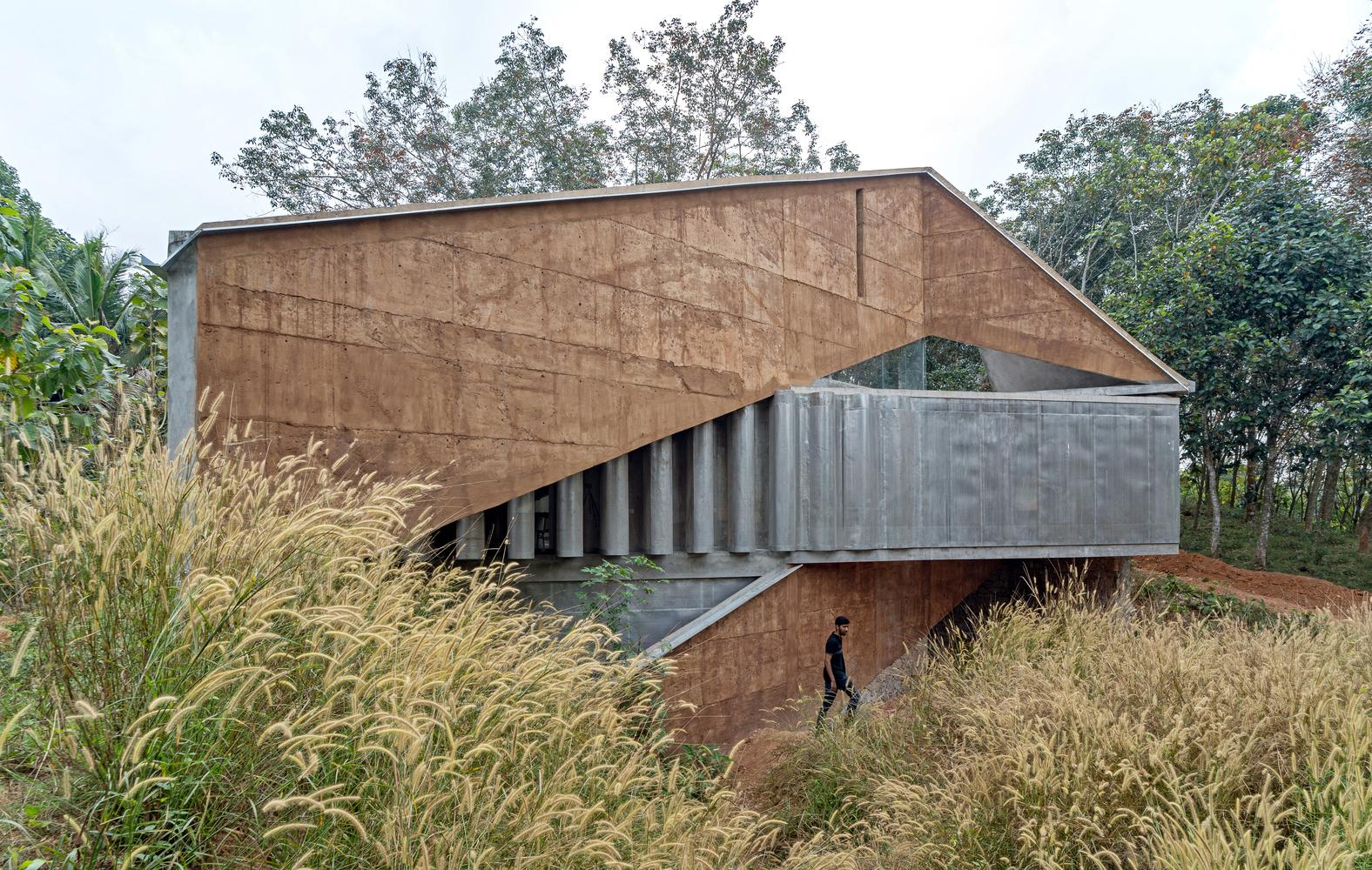 Shikhara House by Wallmakers