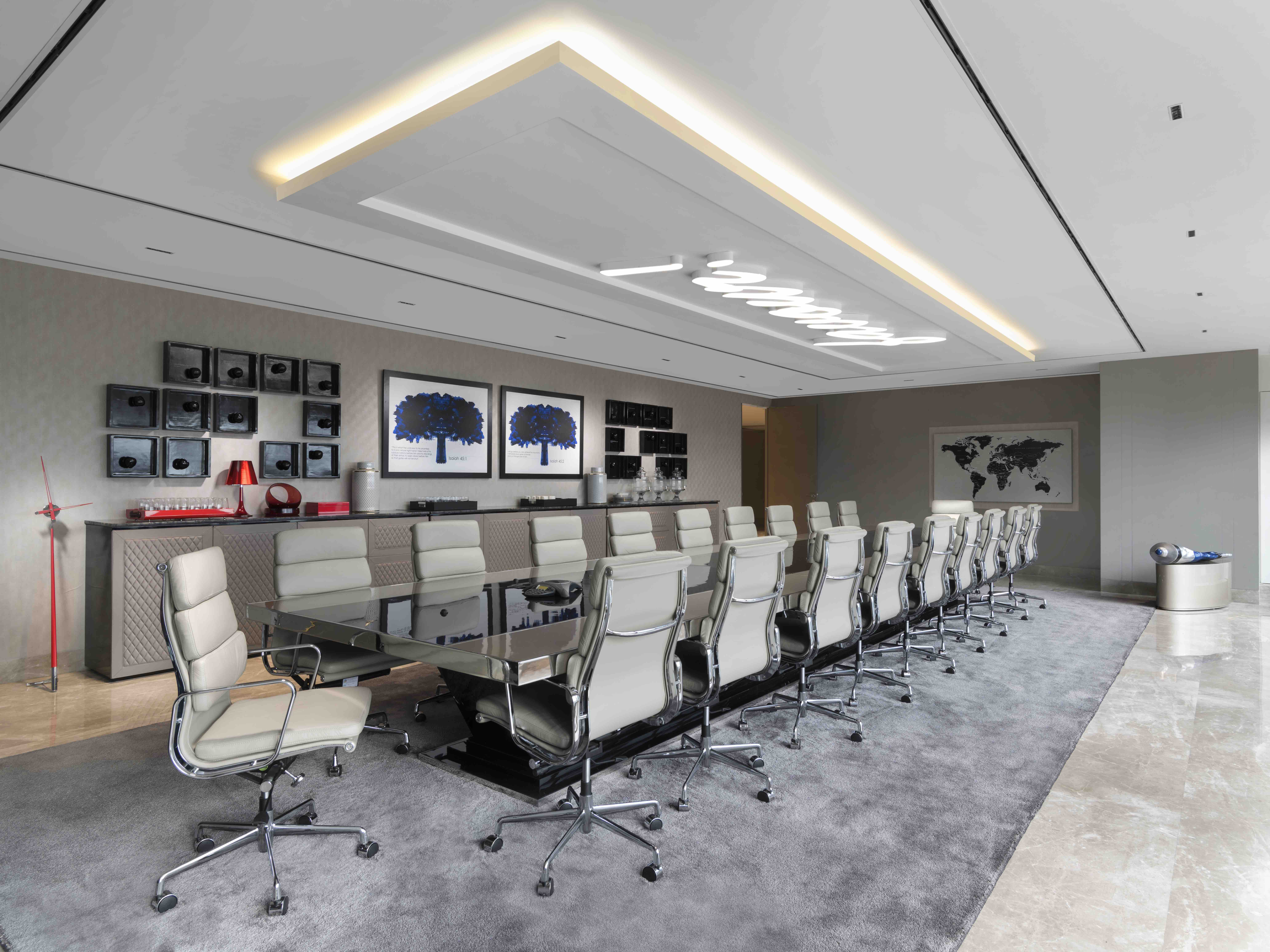 One BKC Workspace by Sanjyt Syngh