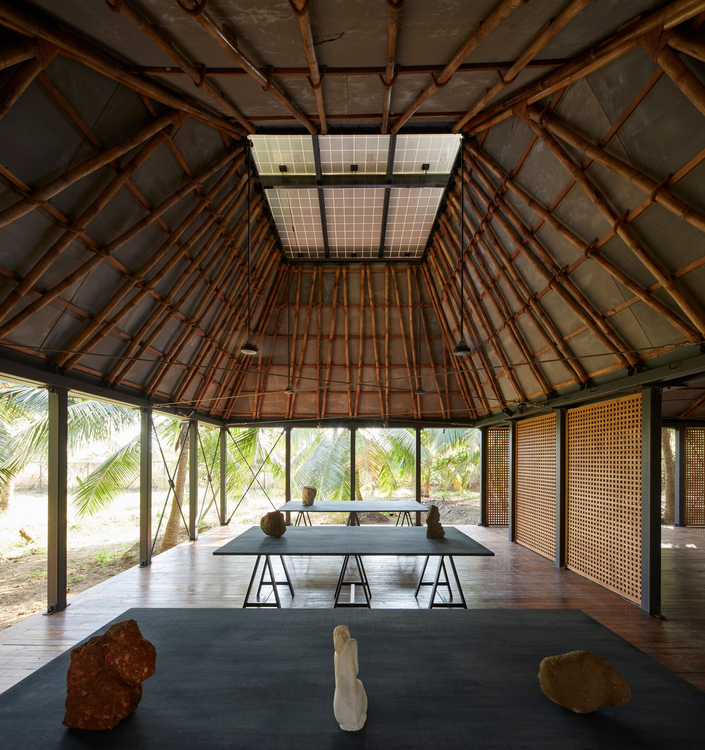 Mumbai Artists Retreat by Architecture Brio