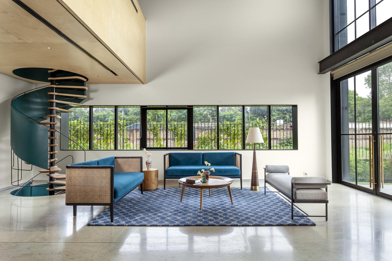 Palm Avenue House by Architecture Discipline