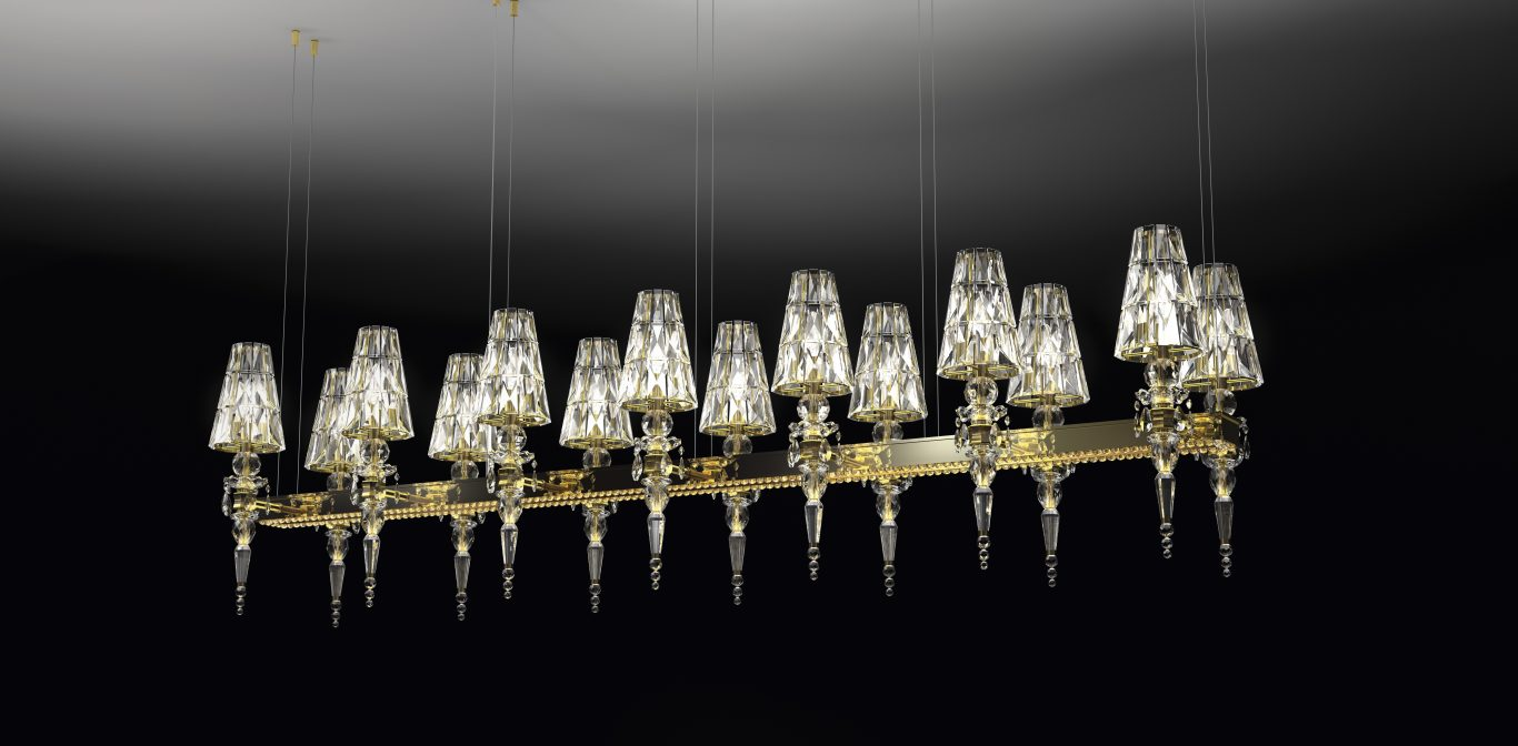 Windfall Crystal Lighting Will Be Exhibiting At India Design Id