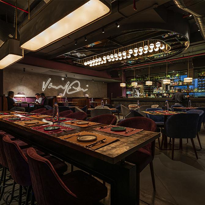 One8 Commune: Virat Kohli's foray into the restaurant business with Chromed Design Studio